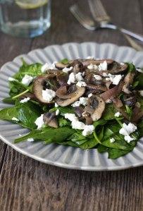 warm-mushroom-salad