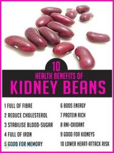 kidneybeans
