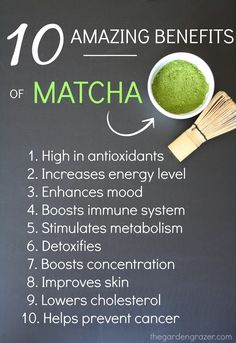 matcha-health